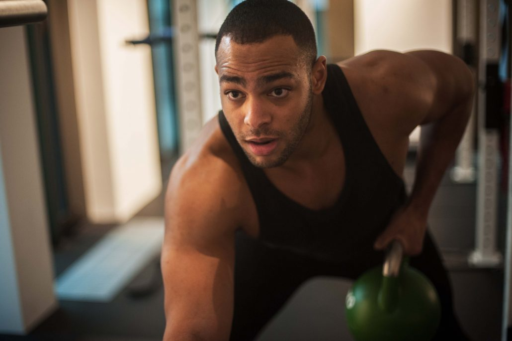 Trainer Anthony Green Personal Trainer